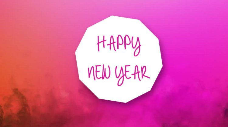 Happy New Year Wishes Have A Great Year Ahead