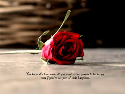 Happy Rose Day Quotes For Lover
