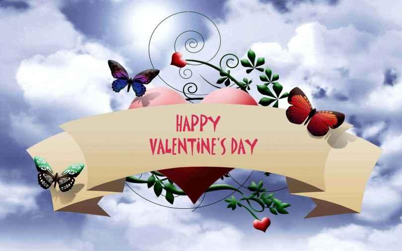 Happy Valentine Day Wishes Image