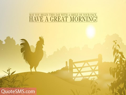 Have A Great Morning Greetings Image