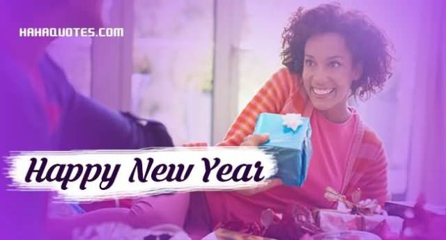 Have A Great New Year Ahead Wishes Image