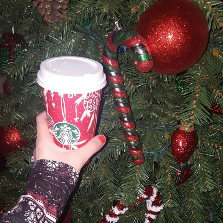 Have A Hot Drink On This Christmas Eve