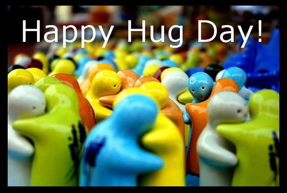 Hug Day Special Greetings Image