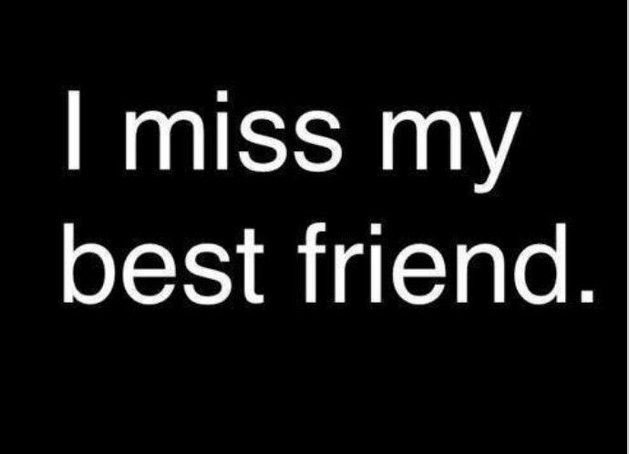 I Miss My Best Friend Quotes Wallpaper