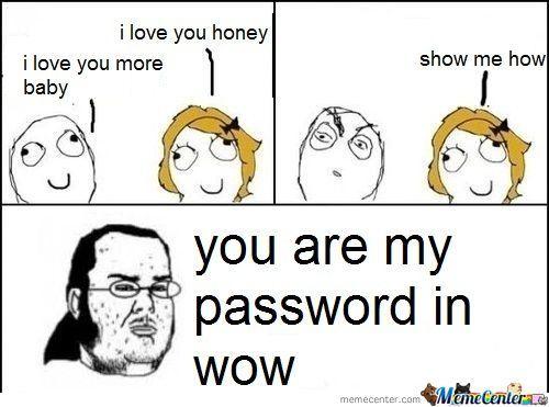I love you honey i love you more baby Love Memes