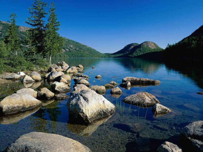 Inspirational Jordan Pond Acadia National Park Maine 4K Wallpaper Top Destinations
