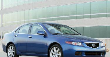 Acura TSX Car