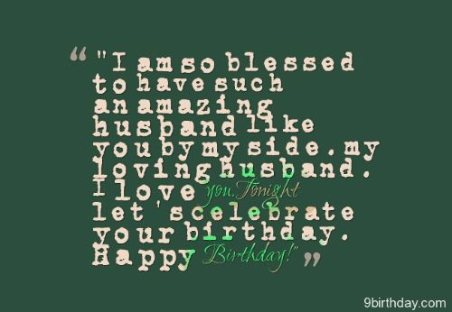 Love Message For Husband Happy Birthday Wishes Message Image