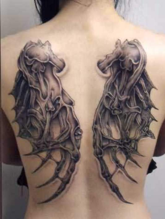 50 Mind Blowing Back Body Tattoo Designs Ideas Picsmine