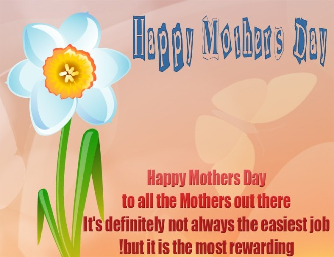 Lovely Mothers Day Wishes Message