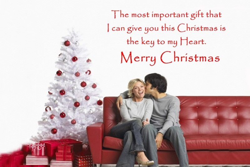 Merry Christmas Wishes For Sweetheart
