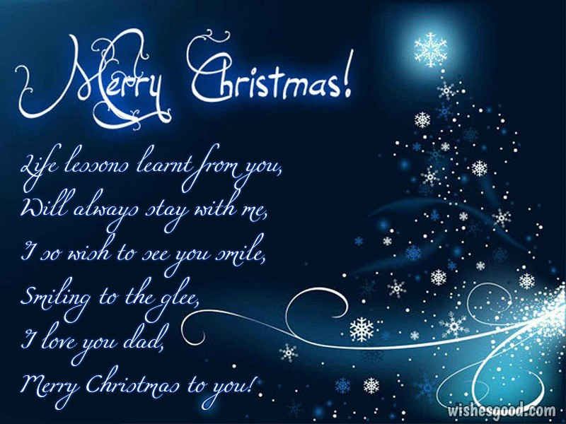 Merry Christmas Wishes For Someone Special
