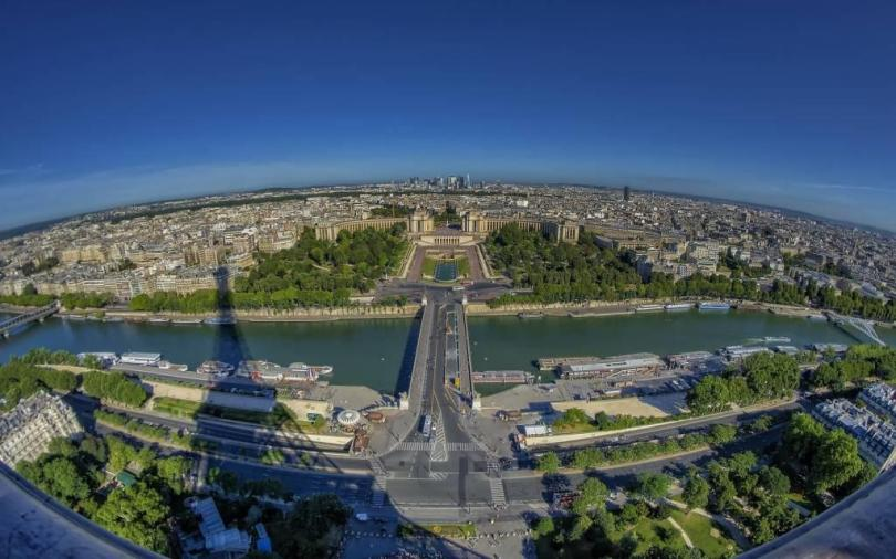 Most Amazing Paris City France Full HD Wallpaper