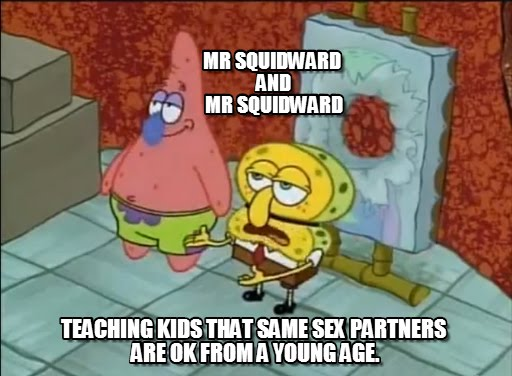 Squidward Meme 025