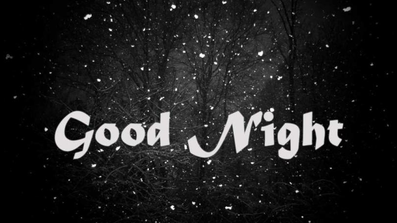 Perfect Good Night Wishes Wallpaper