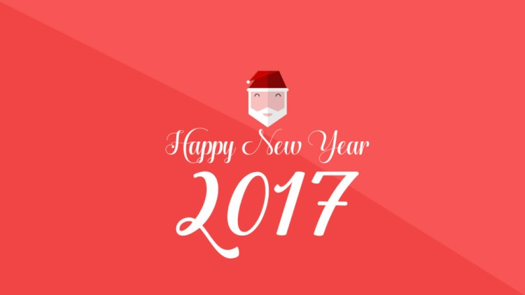 Perfect Happy New Year 2017 Wishes Image For Lovely Friends