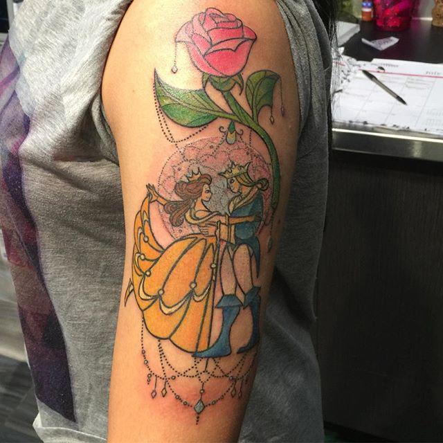 Wrist Tattoo009