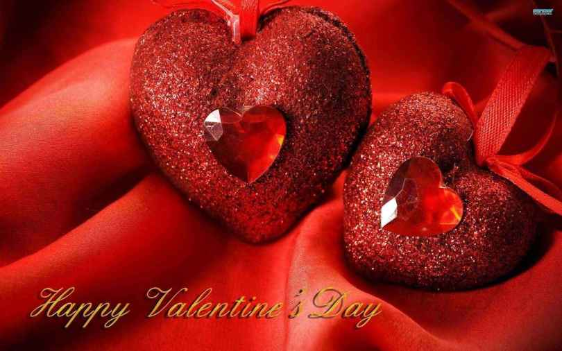 Rules And Play From Your Heart. Happy Valentine Day Greetings Image