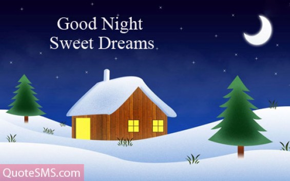 Special Friend Good Night Wishes Image