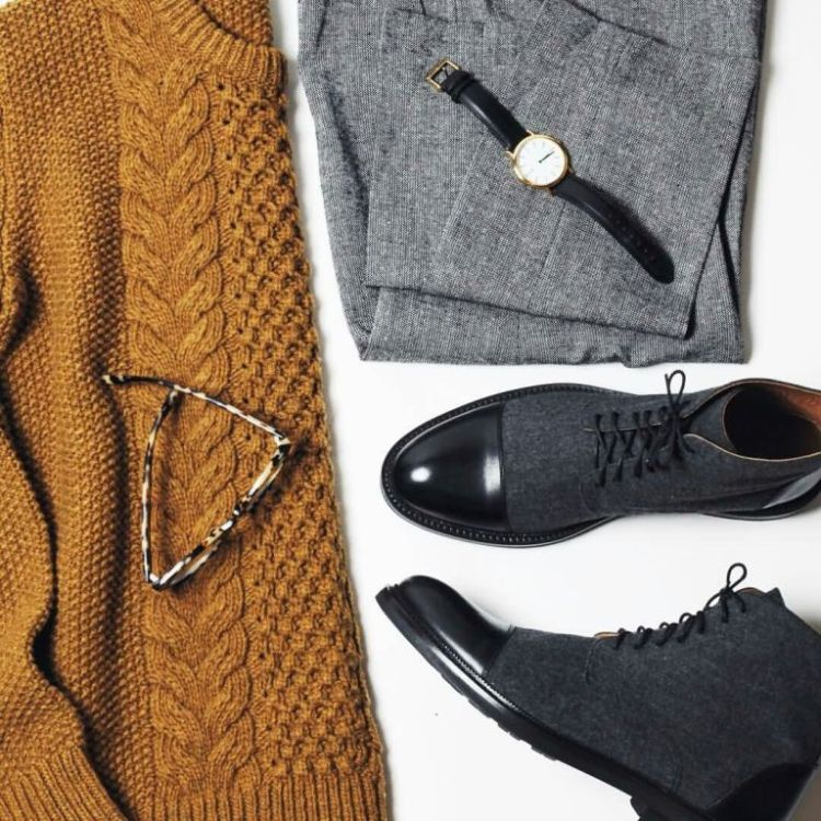 The Best Fashion Collection For Men For This Winter
