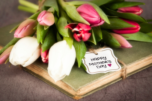 To My Beautiful Mom Happy Mothers Day Greetings Image
