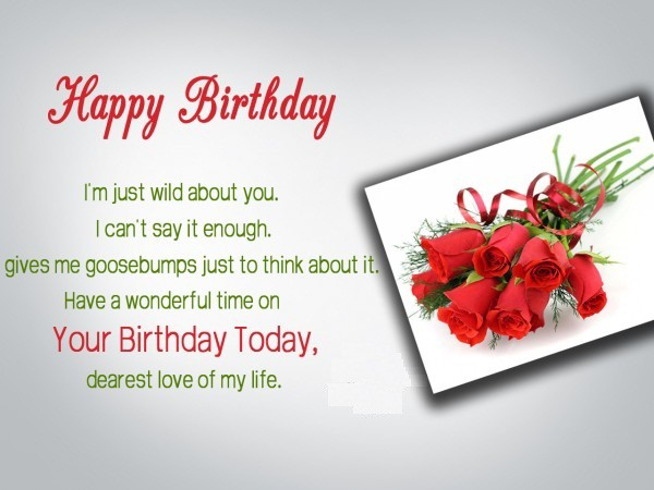 54 Famous Husband Birthday WishesImages And Wallpaper – Happy Birthday Greetings for Husband