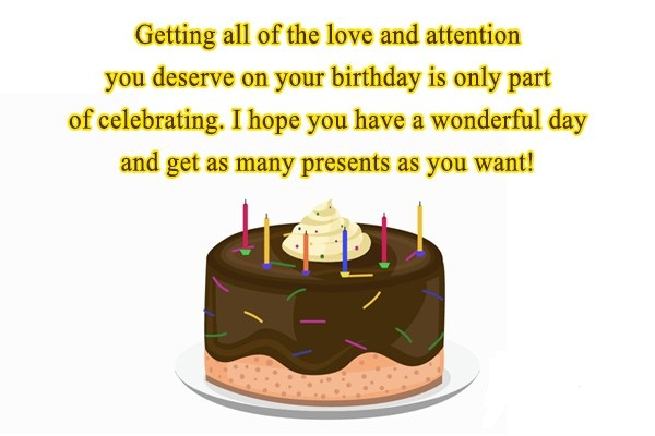 Uncle Birthday Message Greetings Image