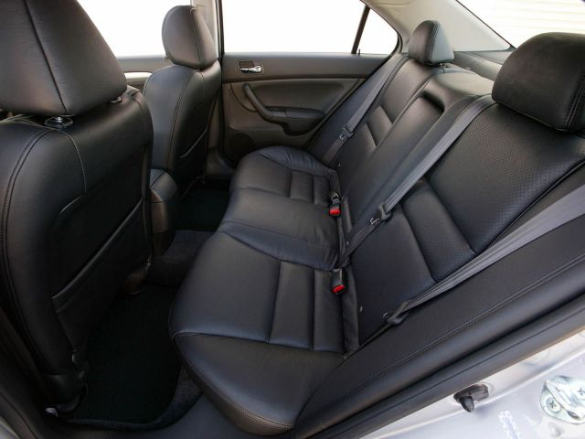 Very fast Acura TSX car Inner side