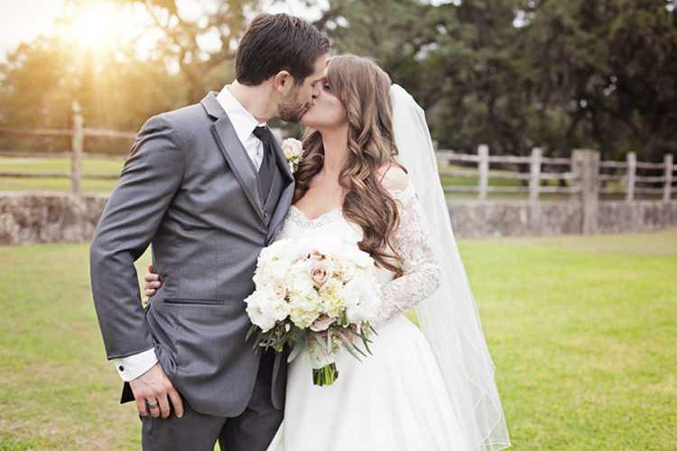 Wedding Couple Happy Marriage Wishes Image