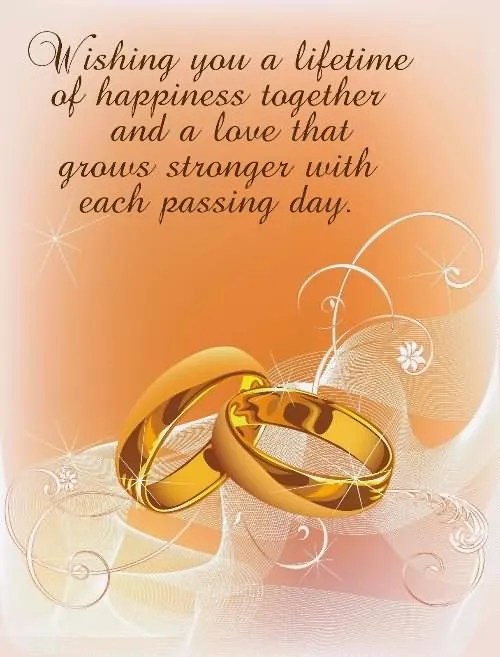Wedding Greeting Quotes Image