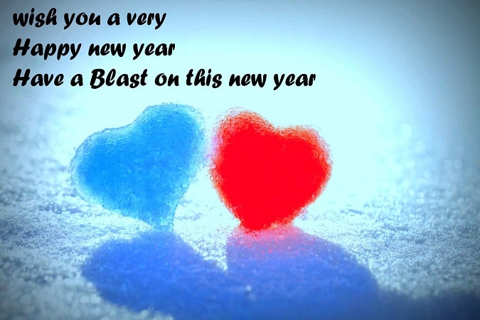 Wish You A Very Happy New Year Image