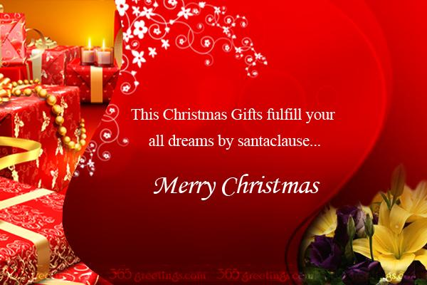 Wish You A Very Merry Christmas