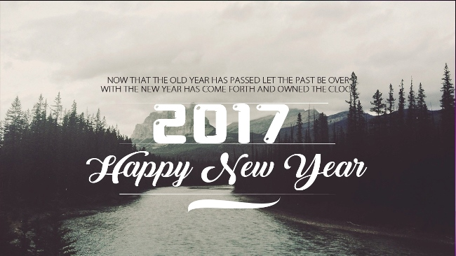 Wish You A Very New Year 2017 Wishes