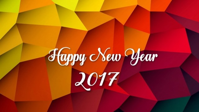 Wishing You A Very Happy New Year 2017 Picture