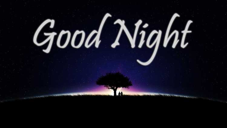 Wonderful Good Night Wallpaper