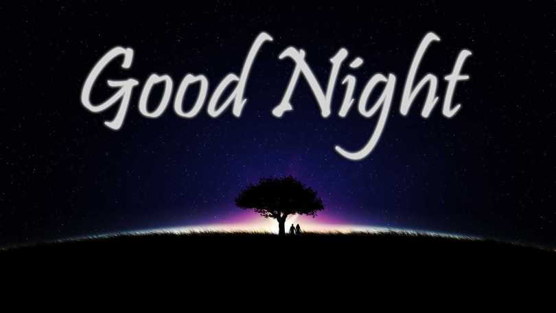 Wonderful Good Night Wallpaper
