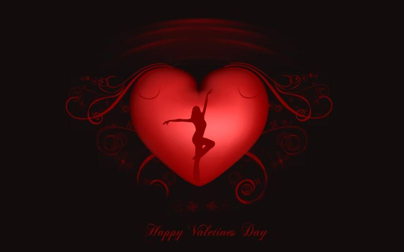 Wonderful Wishes Of Happy Valentine Day Image Valentine Wishes Wallpaper