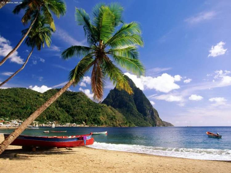 Wonderful Worlds Most Beautiful Beach 4K Wallpaper