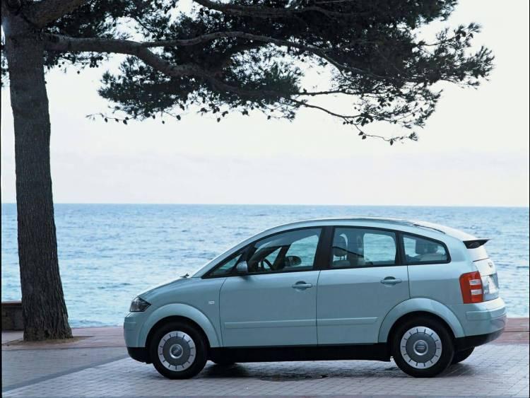 best look Audi A2 car