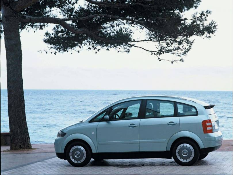 best look Audi A2 car