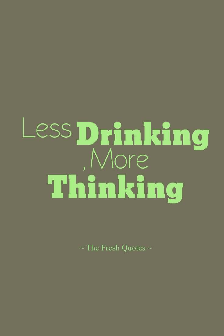 Drinking Sayings