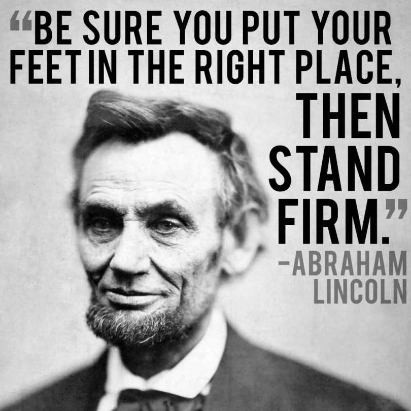 Abraham Lincoln Quotes Sayings 10