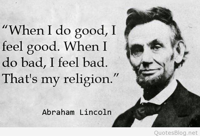 Abraham Lincoln Quotes Sayings 15