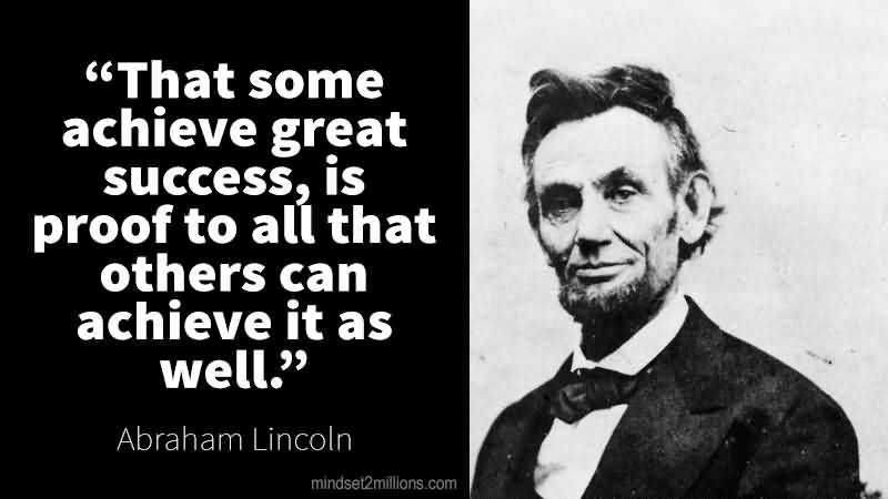 Abraham Lincoln Quotes Sayings 25