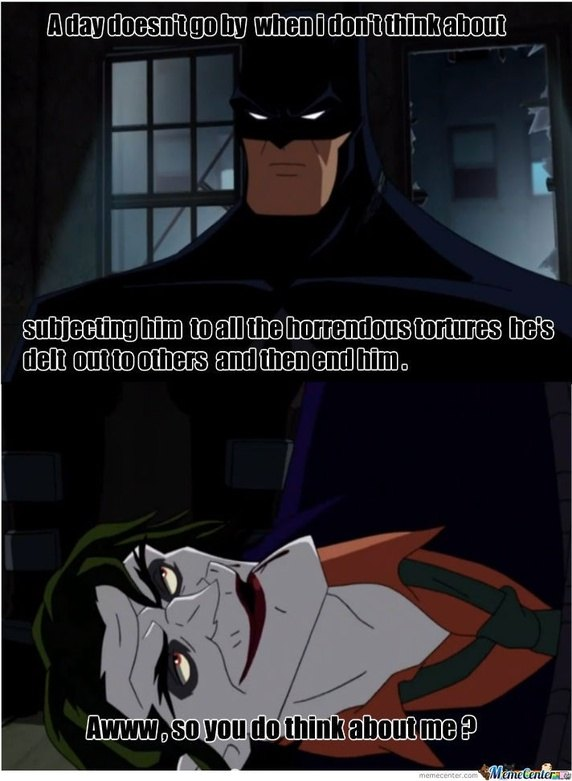 Batman Meme A Day Doesn't Go By When I Don't Think About Subjecting Him To Image