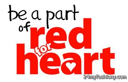 Be Part Of Red National Wear Red Day