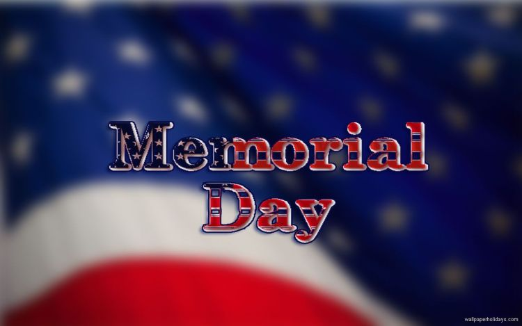 Be Remembered Memorial Day Wishes Image