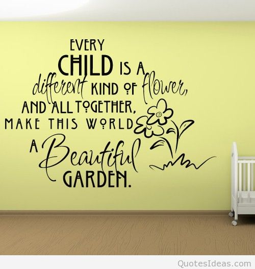 Beautiful Children's Day Greeting Message Image