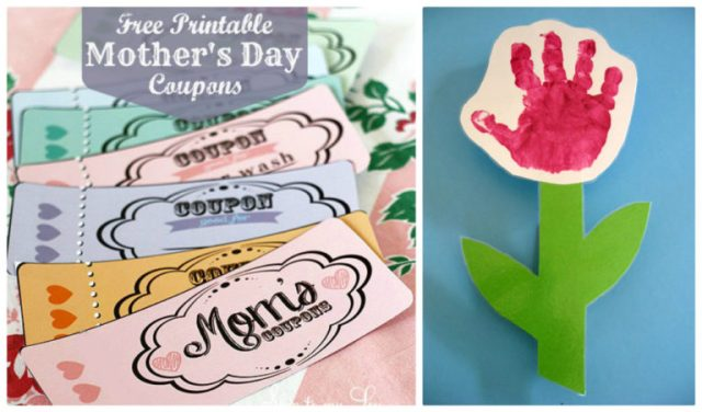 Beautiful Handmade Happy Mother's Day Wishes Idea