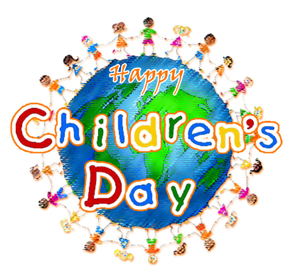 Beautiful Happy Children's Day Image